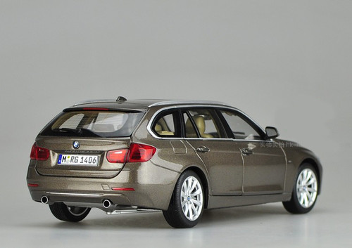 1/18 Dealer Edition BMW 3 Series Wagon F31 (Brown)