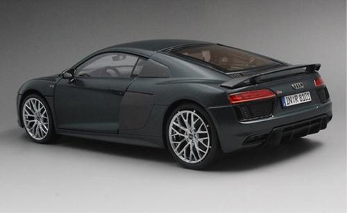 1/18 Dealer Edition Audi R8 V10 Plus (Black)