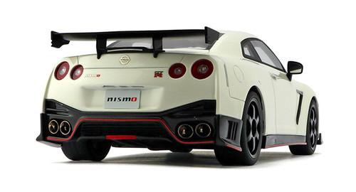 1/18 GT Spirit GTSpirit Nissan R35 GTR GT-R Nismo (White) Resin Car Model Limited 1500