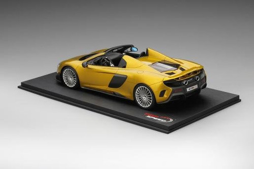 1/18 Top Speed Mclaren 675LT Spider Resin Model
