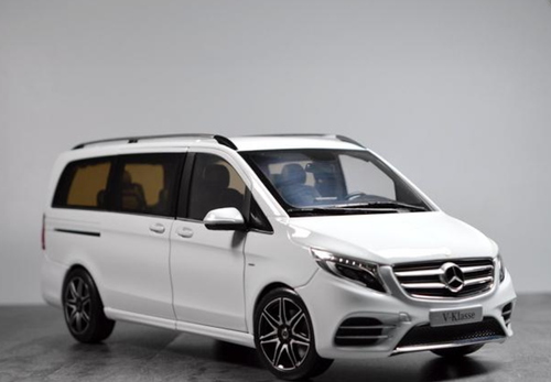 1/18 Dealer Edition Mercedes-Benz V-Class V-Klasse Viano Vito (White)