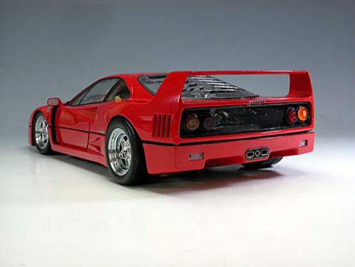 Brand New Ultra Rare 1/12 Kyosho Ferrari F40 (Red)