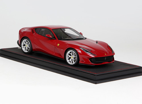 1/18 BBR Ferrari 812 Superfast (Red) Resin Model