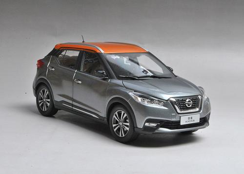 1/18 Dealer Edition Nissan Kicks Diecast Car Model