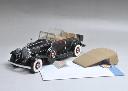 1/24 Franklin Mint 1930 Cadillac V-16 All-Weather Phaeton