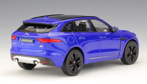1/24 Welly Jaguar F-Pace (Blue)