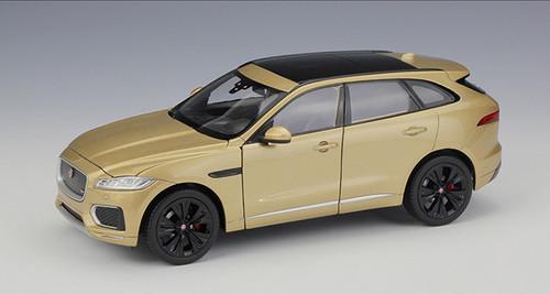 1/24 Welly Jaguar F-Pace (Golden)