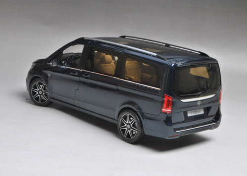 1/18 Dealer Edition Mercedes-Benz V-Class V-Klasse Viano Vito (Dark Blue)