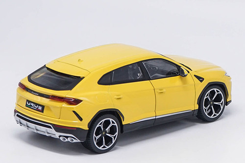 1/18 Bburago Lamborghini Urus (Yellow) Diecast Car Model