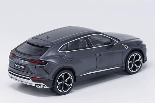 1/18 Bburago Lamborghini Urus (Grey) Diecast Car Model