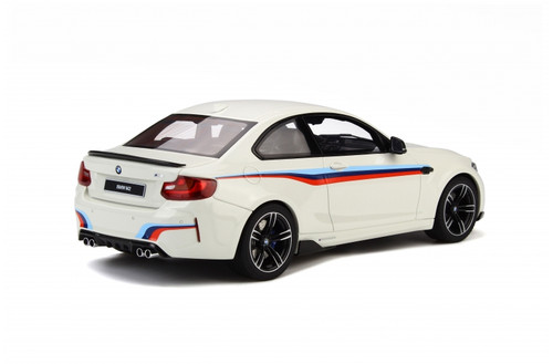1/18 GT Spriit GTSpirit BMW M2 (White) Resin Car Model