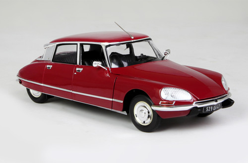 1/18 CITROEN DS23 DS 23 PALLAS (Red) DIECAST CAR MODEL