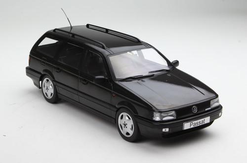 1/18 KK-Scale 1988 Volkswagen VW Passat B3 (Black)