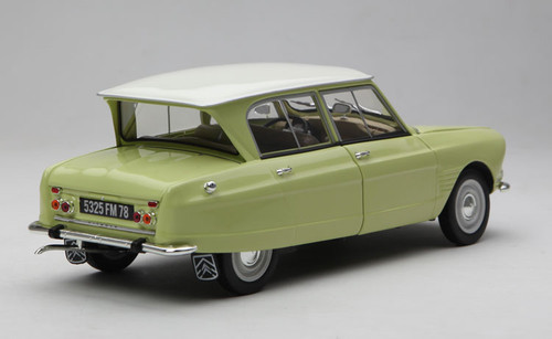 1/18 Norev 1964 Citroen Ami 6