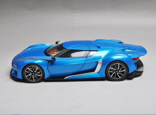 1/18 Norev Collections Citroen GT (Blue)