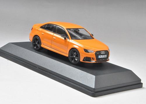 1/43 Dealer Edition Audi RS3 Limousine (Orange)