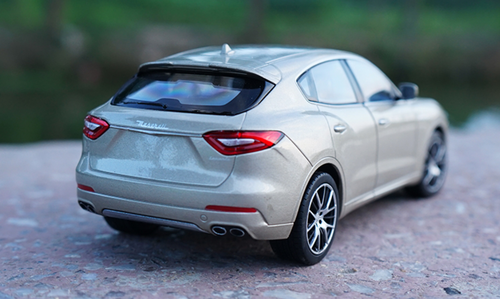 1/24 Welly FX Maserati Levante (Champaign)