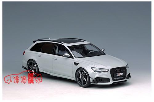 1/18 GT Spirit GTSpirit Audi RS6 ABT Avant C7 (Grey) Resin Model Limited