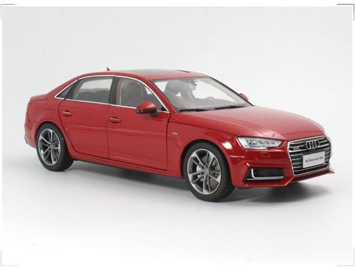 1/18 Dealer Edition 2017 Audi A4 A4L (Red)