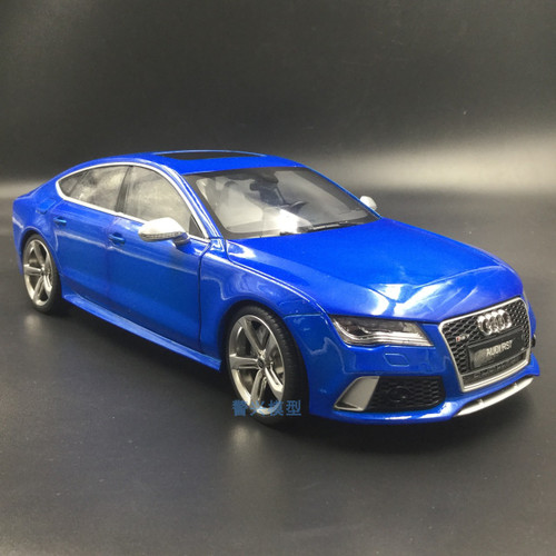 1/18 J's Models Audi RS7 Sportback (Blue)