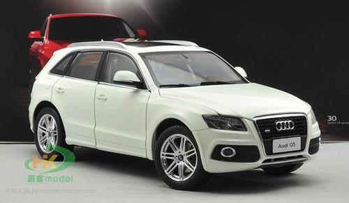 1/18 Dealer Edition Audi Q5 (White) Diecast Car Model