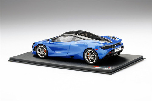 1/18 TSM Top Speed TopSpeed Mclaren 720S (Blue) Resin Model