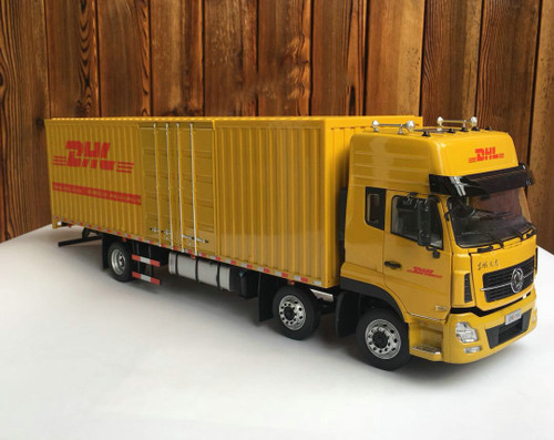 1/24 Dongfeng DHL Delivery Truck