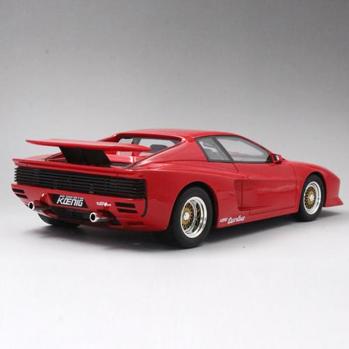 1/18 GT Spirit GTSpirit 1991 Ferrari Testarossa Koenig Turbo F48 (Red) Resin Model