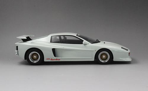 1/18 GT Spirit GTSpirit 1991 Ferrari Testarossa Koenig Turbo F48 (White) Resin Model