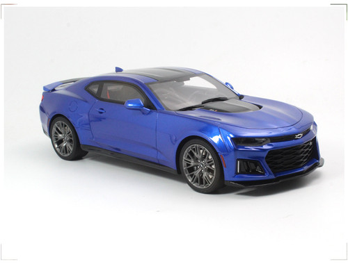 1/18 GT Spirit GTSpirit 2017 Chevrolet Chevy Camaro ZL1 (Blue) Resin Model
