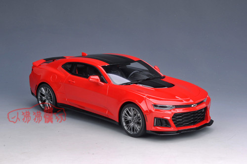 1/18 GT Spirit GTSpirit 2017 Chevrolet Chevy Camaro ZL1 (Red) Resin Model