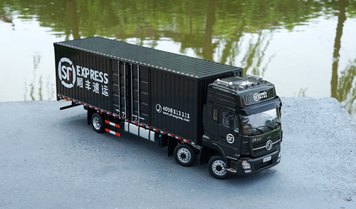 1/24 Dongfeng SF Shunfeng Express Delivery Truck