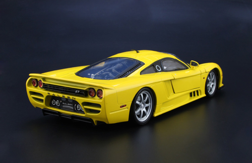 1/12 Motormax Saleen S7 (Yellow) Diecast Car Model