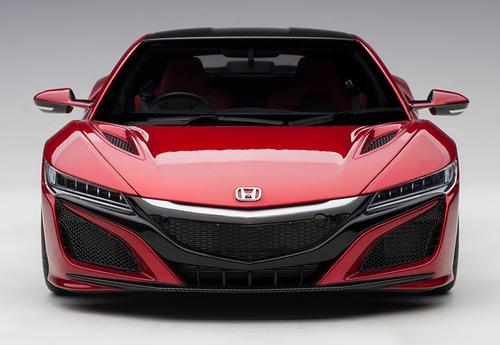 1/18 AUTOart Honda Acura NSX (Red) Diecast Model