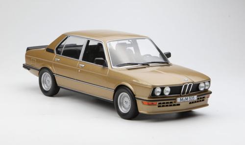 1/18 Norev BMW M535i (Champagne) Diecast Model
