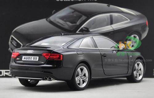 1/18 Audi S5 (Black)