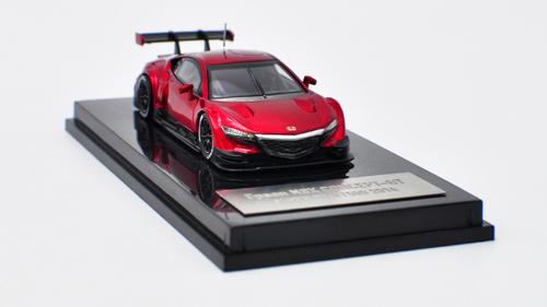 1/64 Dealer Edition Honda Acura NSX CONCEPT-GT GT500 (Red) Diecast Model