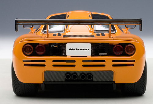 1/18 AUTOART MCLAREN F1 LM EDITION (HISTORIC ORANGE) Diecast Model 76011