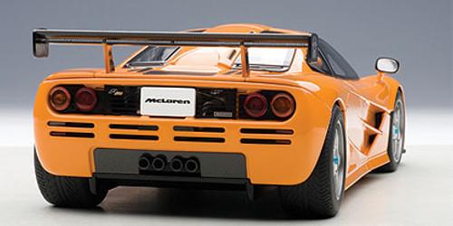 1/18 AUTOart McLaren F1 LM Edition (Historic Orange) Diecast Model 76011