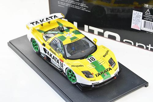 1/18 AUTOART 2003 JGTC GT500 TAKATA DOME NSX #18 Diecast Model 80399