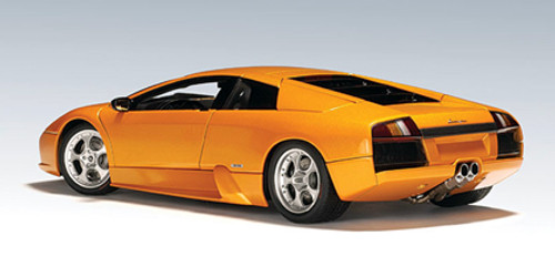 1/18 AUTOart 2001 Lamborghini Murcielago (Metallic Orange) Diecast Car Model 74512