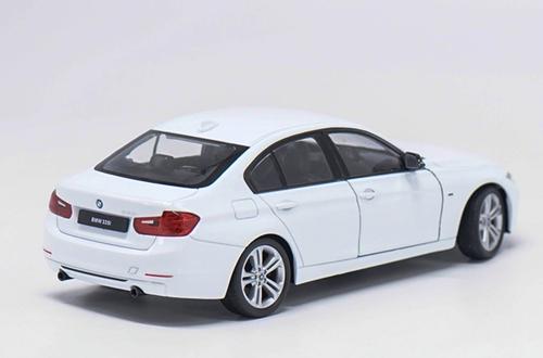 1/24 Welly FX BMW F30 3 Series 335i (White) Diecast Model