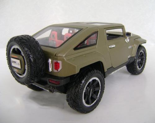 1/18 Maisto Hummer HX Concept Diecast Model