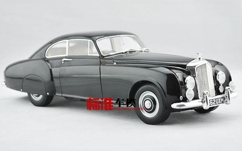 1/18 Minichamps 1954 Bentley Continental R-TYPE (Black)