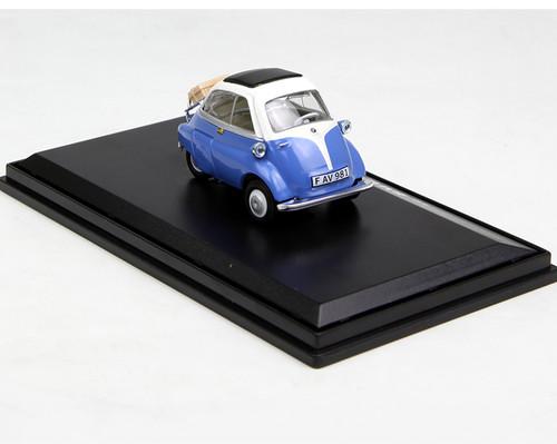 1/43 Norev BMW Isetta 250 (Blue) Diecast Car Model