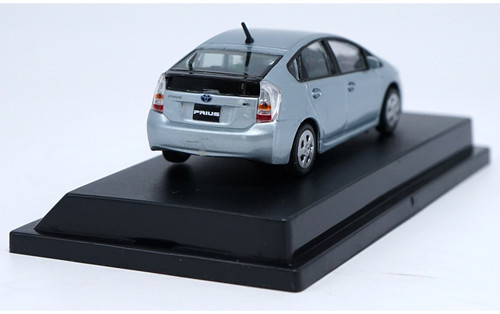 1/43 Dealer Edition Toyota Prius (Silver Blue) Diecast Car Model