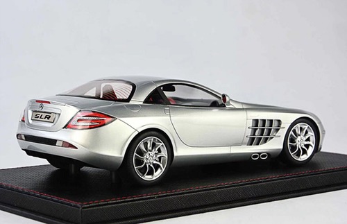 1/18 Frontiart Mercedes-Benz SLR Mclaren (Silver) Resin Car Model
