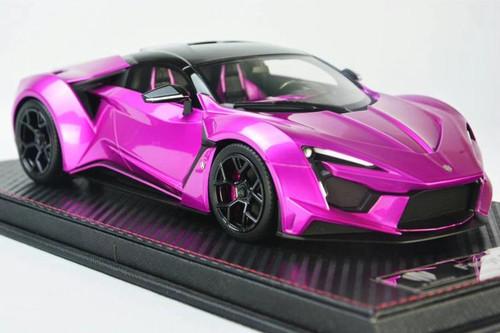 1/18 Frontiart Sophiart Lykan Fenyr (Pink) Resin Car Model