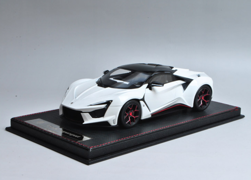 1/18 Frontiart Sophiart Lykan Fenyr (White) Resin Car Model
