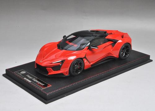 1/18 Frontiart Sophiart Lykan Fenyr (Red) Resin Car Model